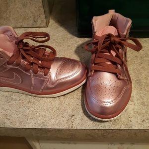 Air Jordan 1s girls size 12 c